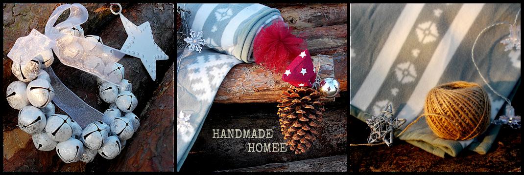 Handmadehomee blog o dekoracjach, wnętrzach, stylu życia