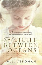 Book Review : The Light Between Oceans by M L Stedman