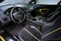 Aston Martin V12 Vantage S (2013) Interior