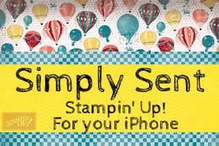Get Stampin' Up! on your iPhone - Brilliant