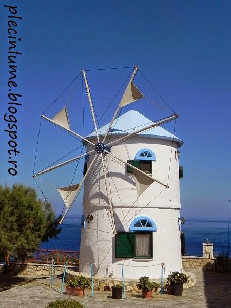 Moara de vant in Zakynthos