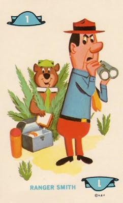 Patrick Owsley Cartoon Art and More! | category: YOGI BEAR Yogi Bear Ranger Smith