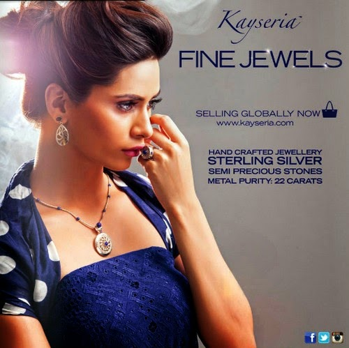 Kayseria Jewellery Collection for Girls