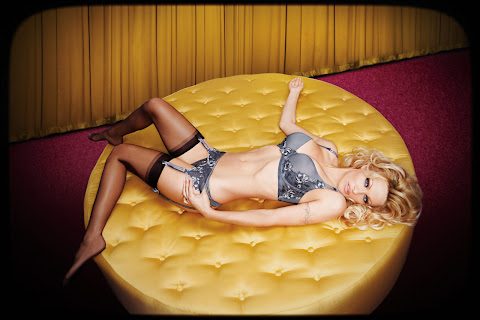 Pamela Anderson Pin Up