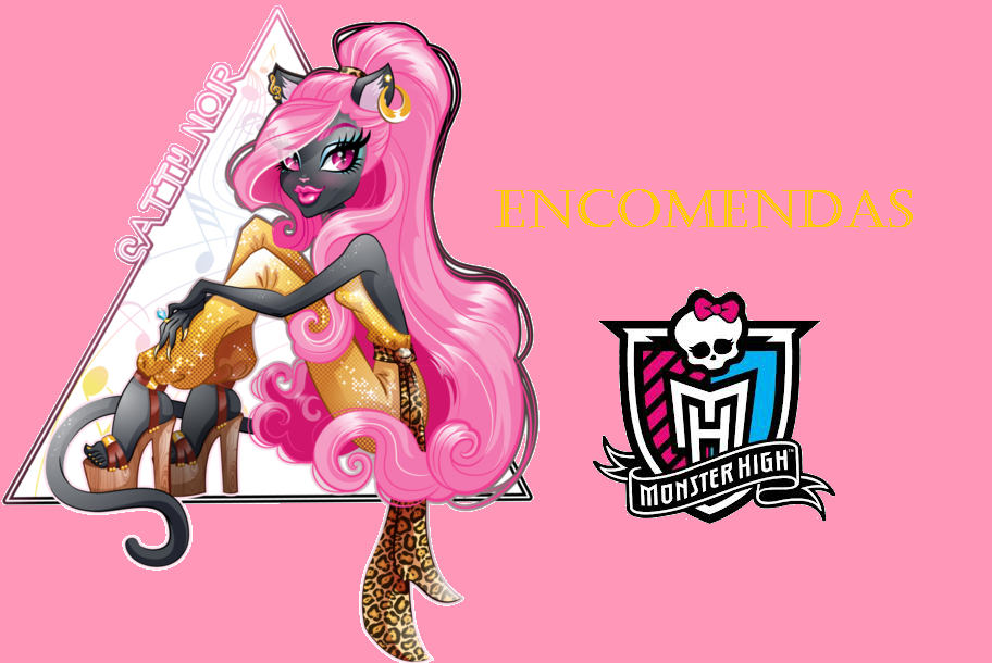 Encomendas de Monster High