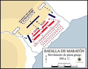 Batallas legendarias: Maratón
