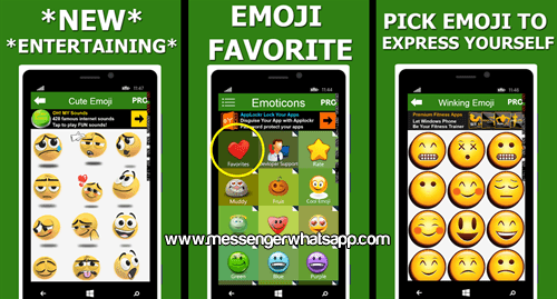 Emojis for WhatsApp para Windows Phone