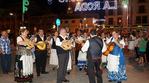 GRUPO DE COROS Y DANZAS AMIGOS DEL ARTE DE LA RODA (Albacete)