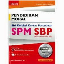 Soalan Percubaan Pendidikan Moral SPM 2014 Dan Jawapan