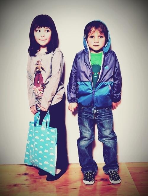 10 Bocah Pecinta Mode Paling Imut di Dunia