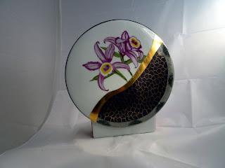 La peinture sur porcelaine avril 2011 - Salon porcelaine lyon ...