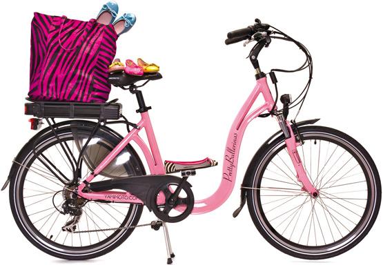 bicicleta Pretty Ballerinas Yamimoto