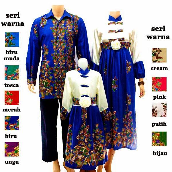 Sarimbit Batik Keluarga Solo KODE : SK 033