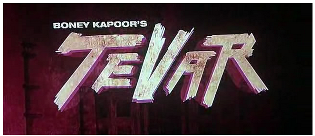 TEVAR Hindi Movie