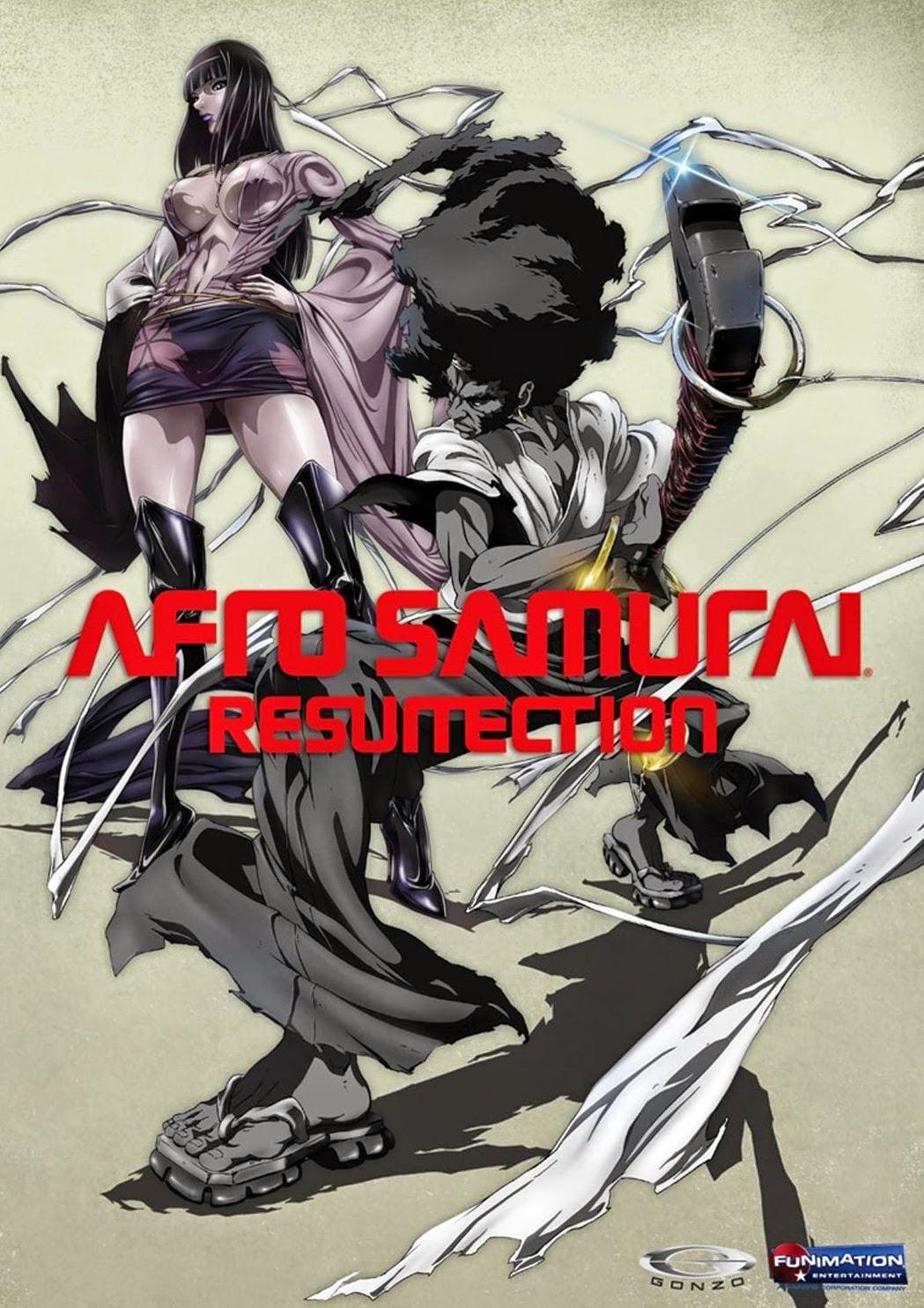 MrDarkPhoenix?: Afro Samurai live action movie, Complete with Sam ...