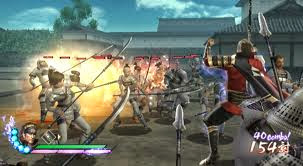 Download Game Samurai Warriors 3 Full Version