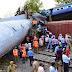 12 orang maut selepas 2 kereta api berlanggar di India