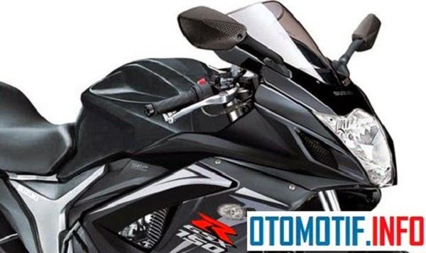 Segmen middle-up sport kelas 150cc Suzuki Gixxer 150 cc, otomotif info
