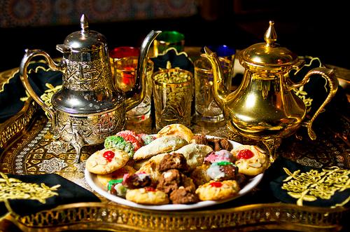 Maghrib tea the moroccan tea origin and how to prepare for Arabic cuisine history