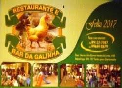RESTAURANTE E BAR DA GALINHA