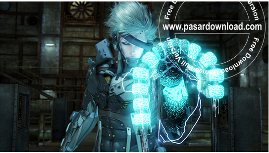 Download Metal Gear Rising Revengeance Full Rip