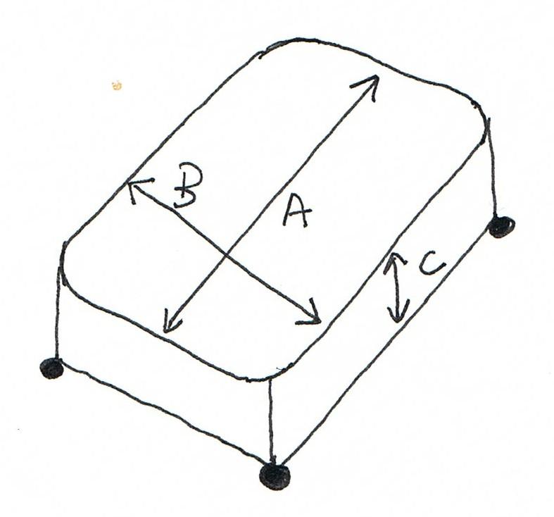 Patrones de costura cubrecanap de cama con tablas for Que es un canape