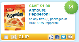 Save on Amour Pepperoni