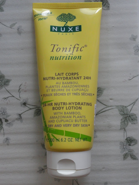 Nuxe Tonific Body Lotion