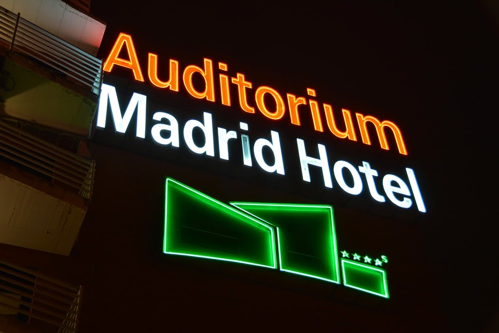 Hotel Auditorium Madrid
