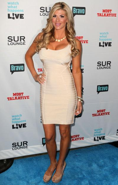 Alexis Bellino: Slammed By Heather Dubrow, Leaving The Real Housewives of Orange County? » Gossip | Alexis Bellino