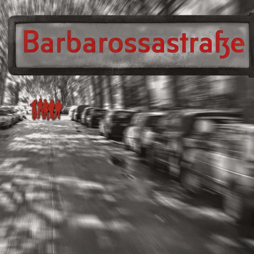 Barbarossastraße