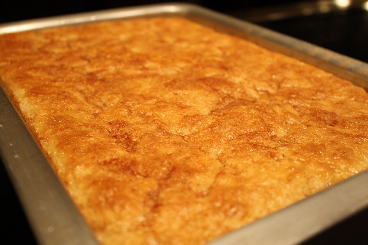 The Roediger House: Old Fashioned Peach Cobbler