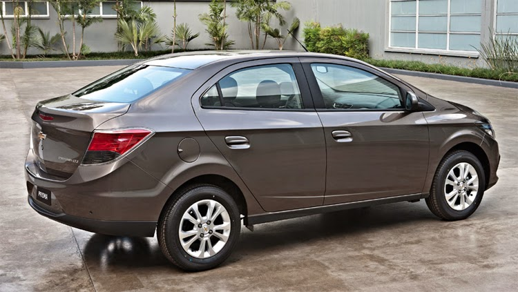 Novo Chevrolet Prisma consumo de combustivel
