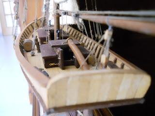 popa del barco swit kit de artesanía latina