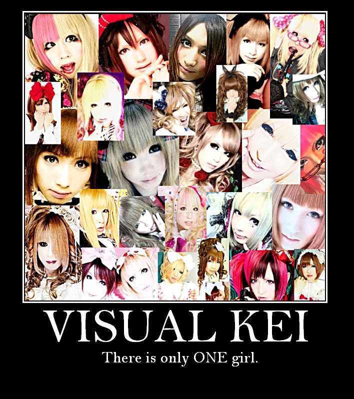 J Project Visual Kei