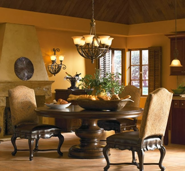 Dining Room Light Fixtures