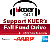 KUER Fall Fund Drive