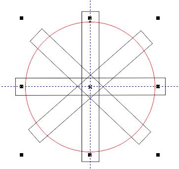 Hướng dẫn vẽ hiệu ứng hình khối trong CorelDraw