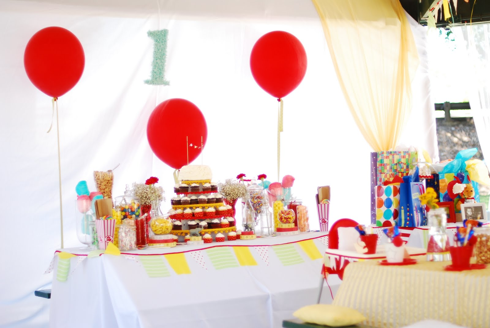 Whimsy & Wise Events: Wisely Planned Birthdays: Cortez\'s Circus Carnival
