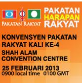Manifesto Pakatan Harapan Rakyat dilancar