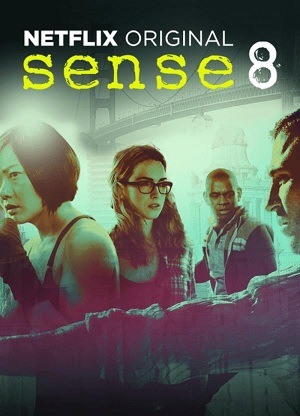 Série Sense8 - 1ª e 2ª Temporada 2018 Torrent