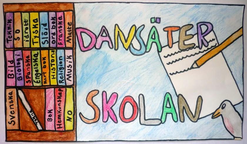 Dansäterskolans Blogg