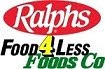 Shop Ralphs or Food 4 Less!