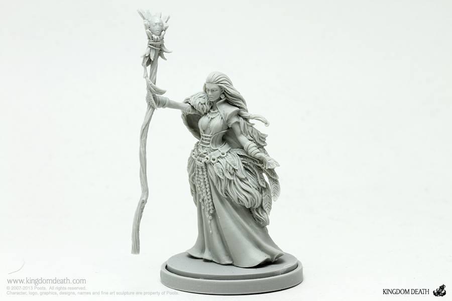 Tabletop Fix: Kingdom Death - Savior and Chosen