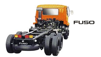 FUSO CHASSIS