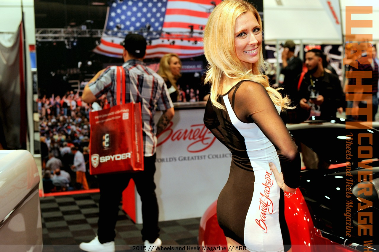 how to become a barrett jackson promotional model