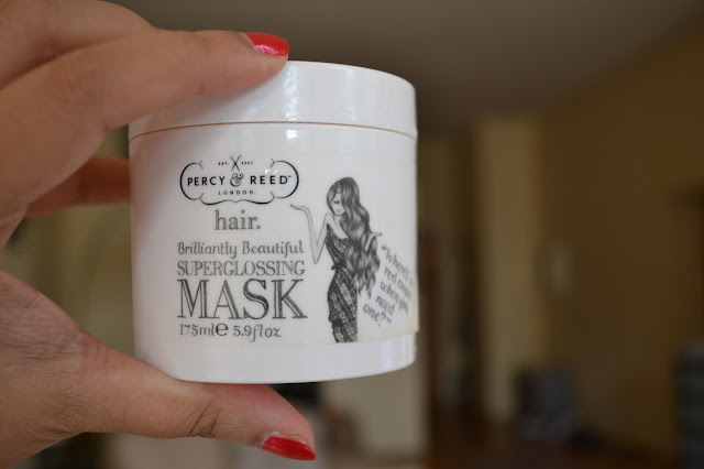 Percy & Reed Brilliantly Beautiful Superglossing Mask