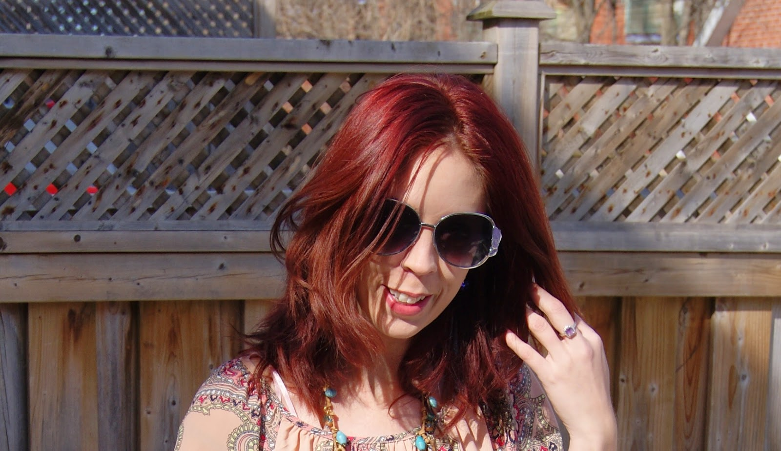 L'Oreal EverPure Sulfate-Free Color Care System: Moisture Shampoo, Conditioner, and Hair Masque Review Beauty Haircare, Melanie.Ps Toronto Blogger The Purple Scarf