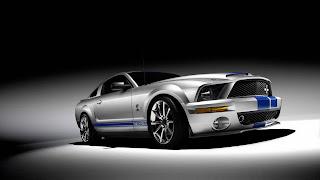Mustang Shelby Cobra GT500KR