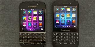 Kekurangan BlackBerry Q5 Dibandingkan Q10